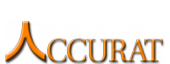 Accurat project logo